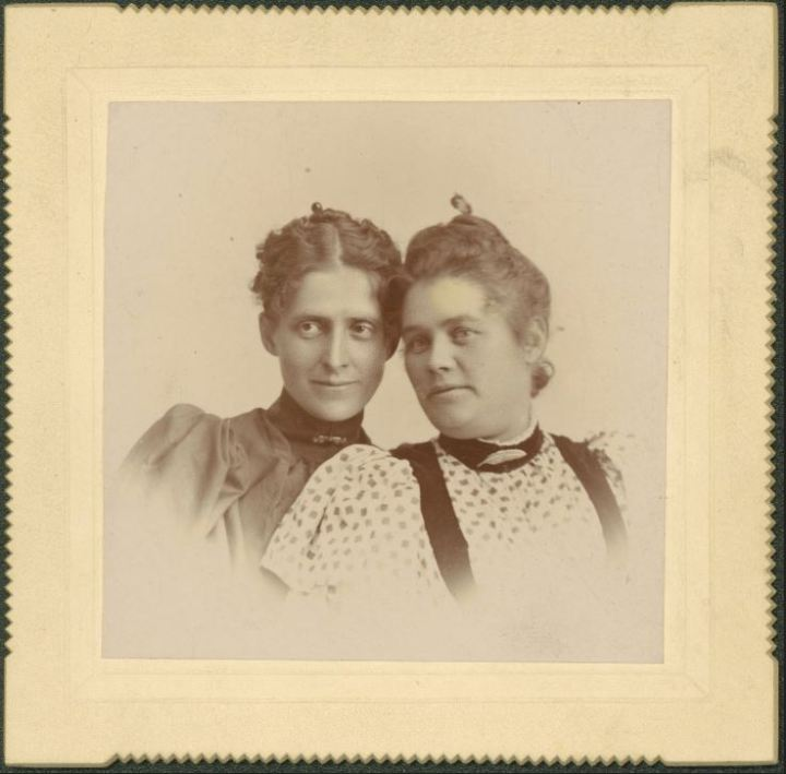 Grace and Alice Hebard Miscellaneous AHC Collections Negative Number 18161