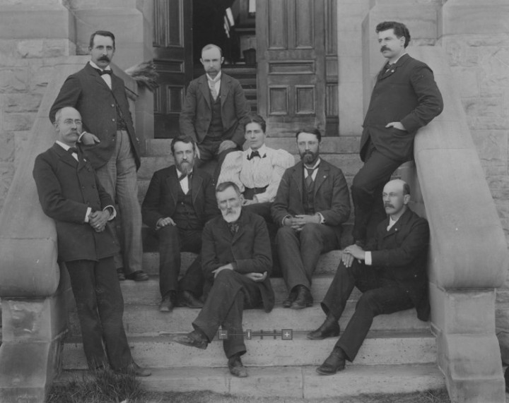 1896 Board of Trustees