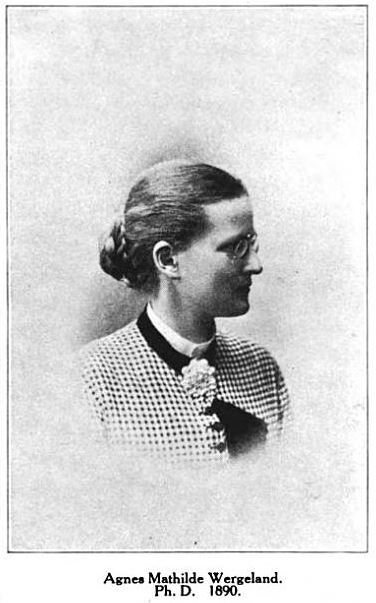 Glimpses From Agnes Mathlide Wergeland's Life pg 061