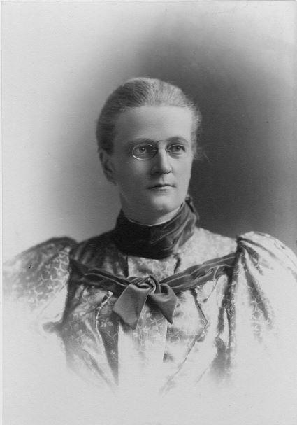 Photo File - Wergeland, Agnes, University of Wyoming, American Heritage Center, 161593, ah100982