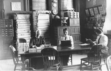 Photo File Grace Raymond Hebard, Folder 4, American Heritage Center, University of Wyoming