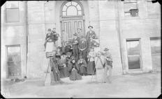 Camera Club on October 21, 1897, Box 12, Item 29, B. C. Buffum Papers, American Heritage Center, University of Wyoming