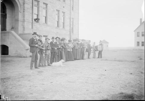 Camera Club, Box 31, Item 27, B. C. Buffum Papers, American Heritage Center, University of Wyoming